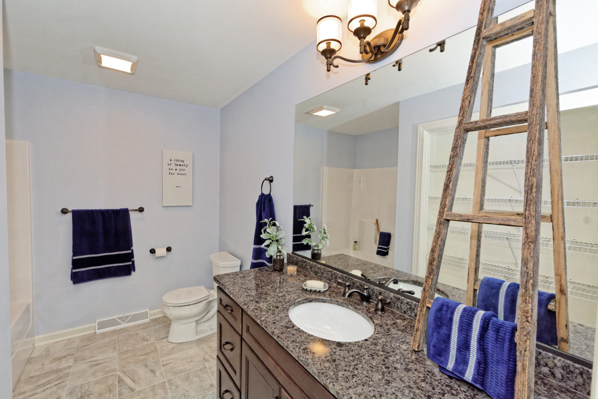 The Where, What and Why of Hanging Towels in the Bathroom - Bordeau Builders