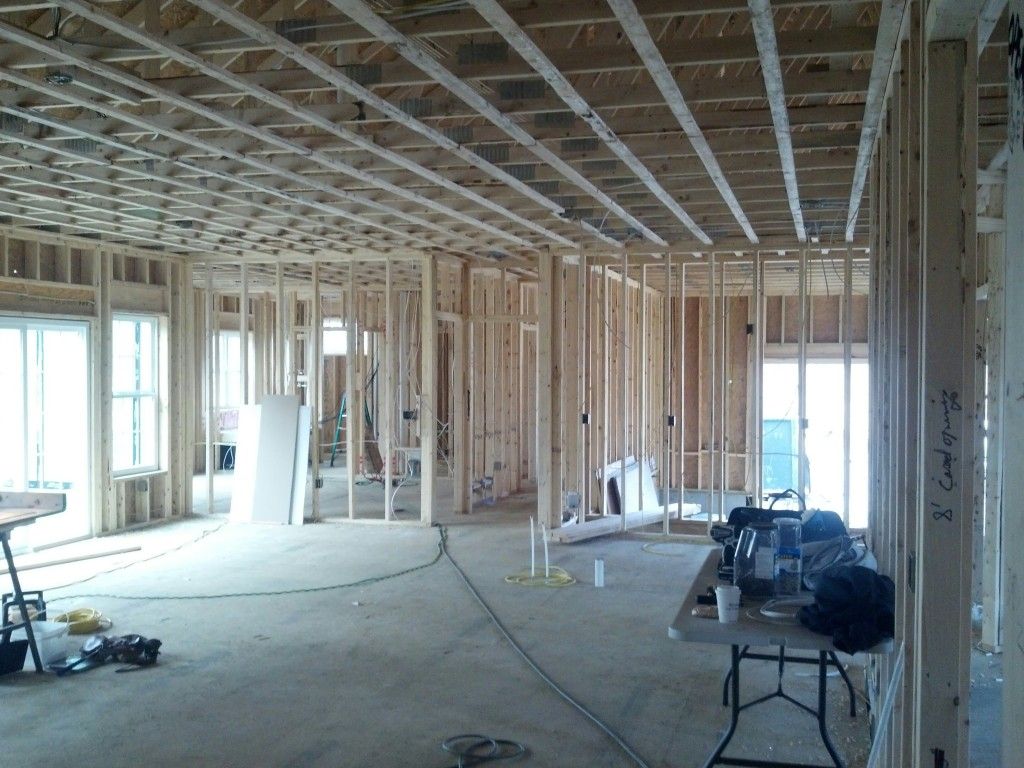 Deer Run Progress Update: Porches, Electrical, and Siding - Bordeau ...
