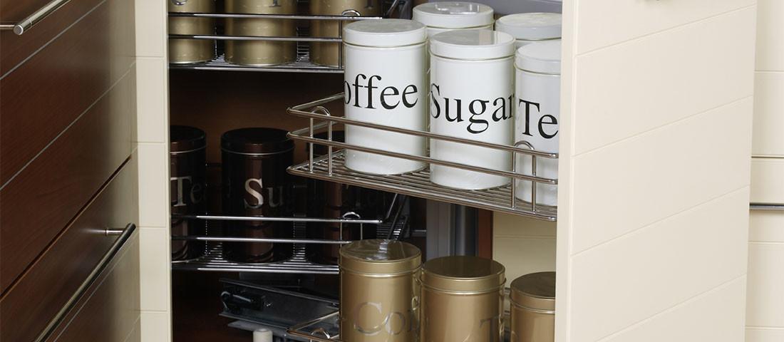 the 15 most popular kitchen storage ideas on houzz - bordeau builders