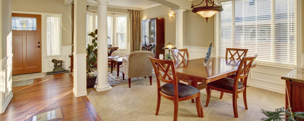 Choosing The Best Dining Room Area Rug Bordeau Builders