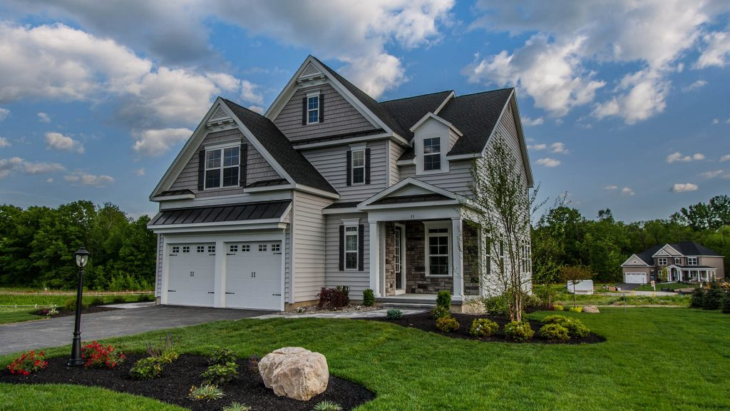 Custom home builder guilderland