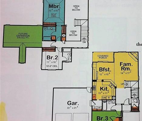 2961 W Old State Rd Lexis Floorplan